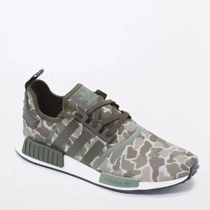 becb13bb3d4 adidas Shoes - Adidas NMD R1 Olive Green Camouflage Brand New